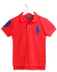 Ralph Lauren Kids Big Pony Polo Shirt