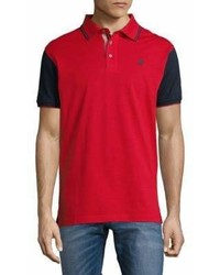 Roberto Cavalli Short Sleeve Cotton Polo
