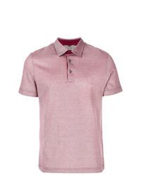 Canali Slim Fit Polo Shirt