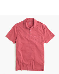 J.Crew Tall Broken In Pocket Polo Shirt