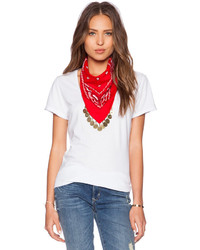 Vanessa Mooney The Harper Coin Bandana Necklace