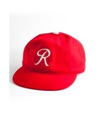 American Needle Seattle Rainiers Statesman Baseball Cap Seattle Rainiers Red One Size