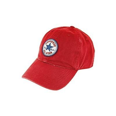 Converse Hats Converse Tipoff Baseball Cap Red e3cd4e7de34