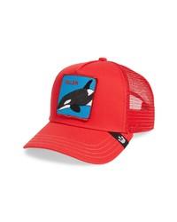 Goorin Bros. Killer Whale Trucker Hat