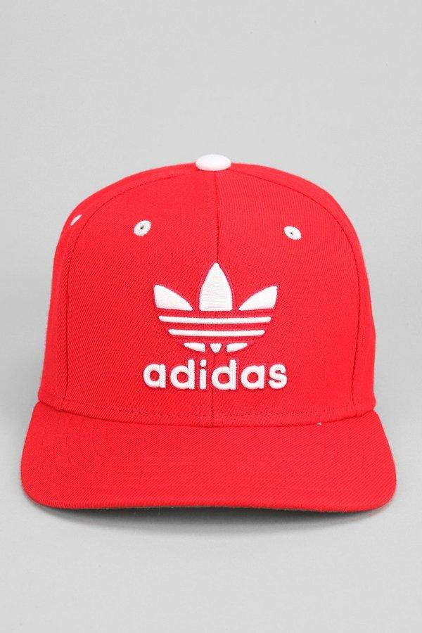 gorra adidas roja