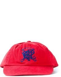 Polo Ralph Lauren Crest Embroidered Baseball Cap