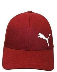 Puma Teamsport Formation Flex Fit Hat Fitted Baseball Athletic Cap ... 9a5d15f68afe