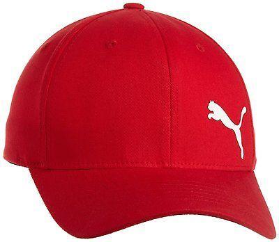 ... Puma Teamsport Formation Flex Fit Hat Fitted Baseball Athletic Cap ... eafc82d5f62