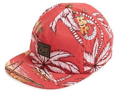 6a7d21d50e5d9 ... Obey Tropics Snapback Hat ...