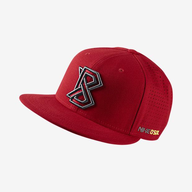 6abfe649a4713 ... Caps Nike True Vapor Fitted Baseball Cap ...