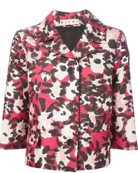 Marni Flower Print Jacket