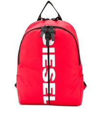 Diesel Pu Backpack With Logo