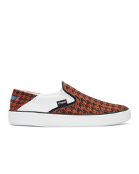 Vetements Red Babouche Sneakers