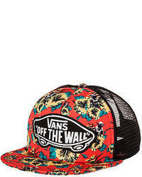 Vans The Star Wars Trucker In Hot Coral