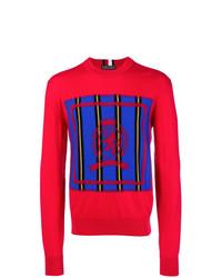 Tommy Hilfiger Logo Colour Block Sweater