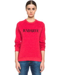 Rodarte Radarte Poly Blend Sweatshirt