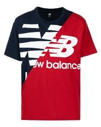New Balance Graphic Print Cotton T Shirt