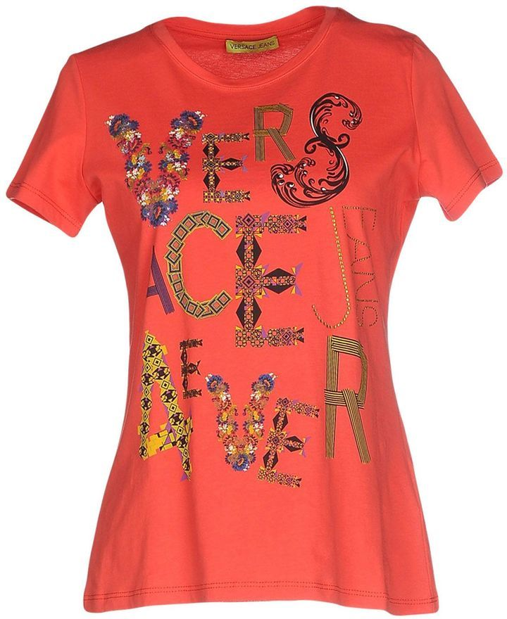 Versace Jeans T Shirts