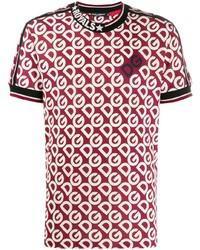 Dolce & Gabbana Logo Tape Monogram T Shirt