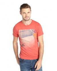 Howe Monaco Red Spinnacur Graphic T Shirt