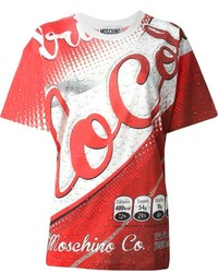 Moschino Coca Cola T Shirt