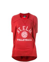 Junya Watanabe Printed Sweat T Shirt