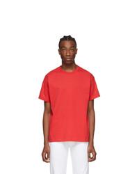 Random Identities Red Standard Mosquito T Shirt