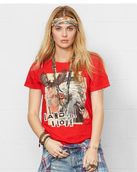 Denim & Supply Ralph Lauren Relaxed Fit Graphic Tee