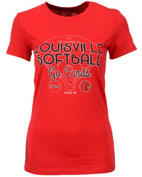 Retro Brand Louisville Cardinals Softball Field T Shirt