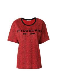 Philosophy di Lorenzo Serafini T Shirt