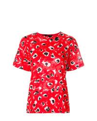 Proenza Schouler Tie Detail T Shirt