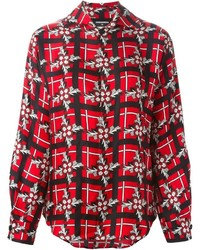 Dsquared2 Printed Shirt