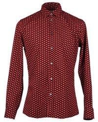 Moschino Long Sleeve Shirts