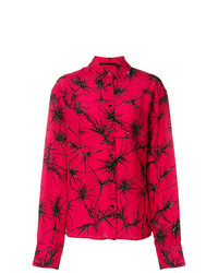 Haider Ackermann Thistle Printed Shirt
