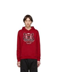 Kenzo Red Tiger Hoodie