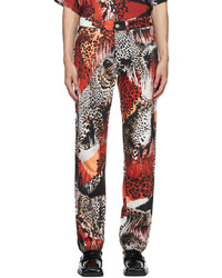 Napa By Martine Rose Multicolor G Roma Jeans