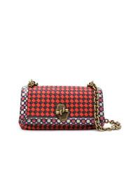 Bottega Veneta Multicolour Intrecciato Nappa Olimpia Knot Bag