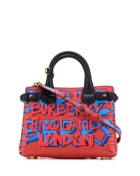 Burberry The Small Banner Bag