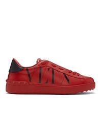 Valentino Red Garavani Vltn Open Sneakers