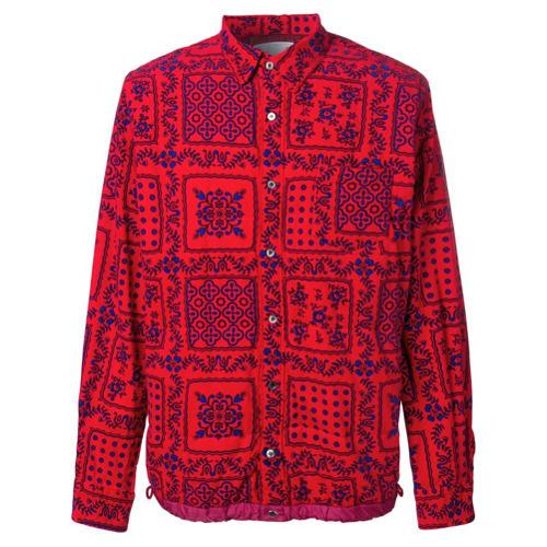 0ea85450 Sacai Reyn Spooner Shirt, $1,033   farfetch.com   Lookastic.com
