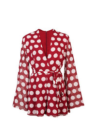 C/Meo Dotted Playsuit