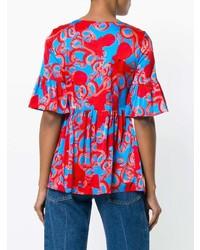 Ultràchic Octopus Print Shirt