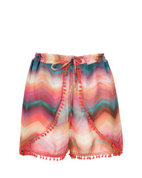 BRIGITTE Printed Shorts Unavailable