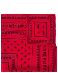 Logo print scarf medium 690820
