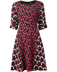 Dorothee Schumacher Printed Flared Dress