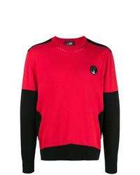 Plein Sport Colour Block Sweatshirt