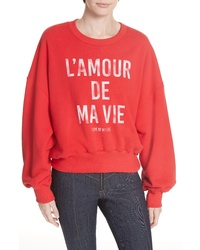Cinq à Sept Love Of My Life Pullover