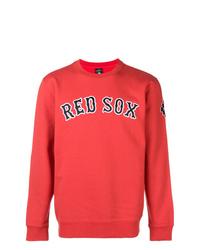 Marcelo Burlon County of Milan Red Sox Sweatshirt