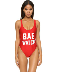 Private Party B Watch One Piece Bathing Suit