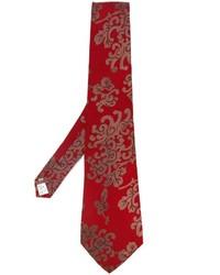 Jean Paul Gaultier Vintage Arabesyre Printed Tie